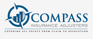 Compass Adjusters Logo